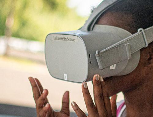 Atelier Passeurs d'Images – Film à 360°
