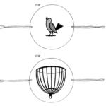 Bird in Cage Thaumatrope