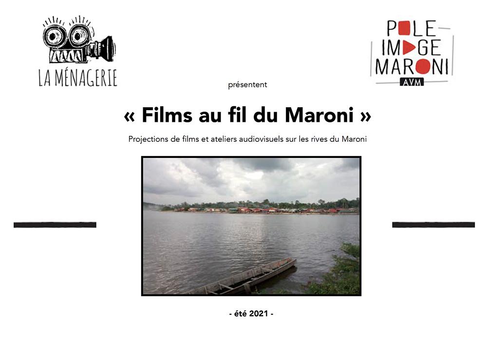 Film au fil du Maroni